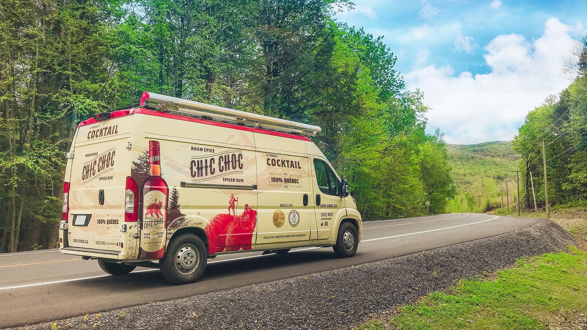 Chic Choc Sur La Route