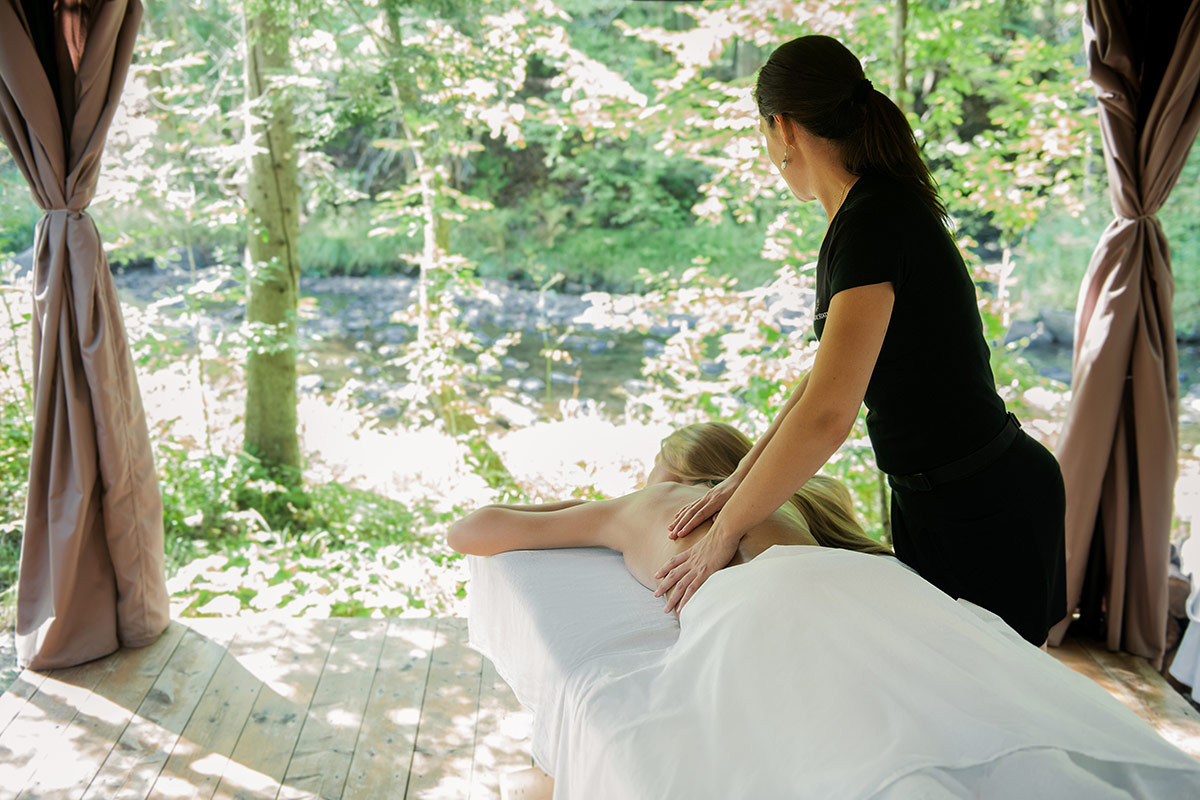 Massage Nature