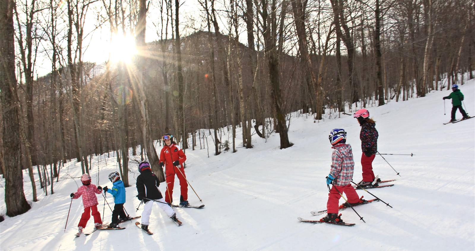 Progression ski 6-8