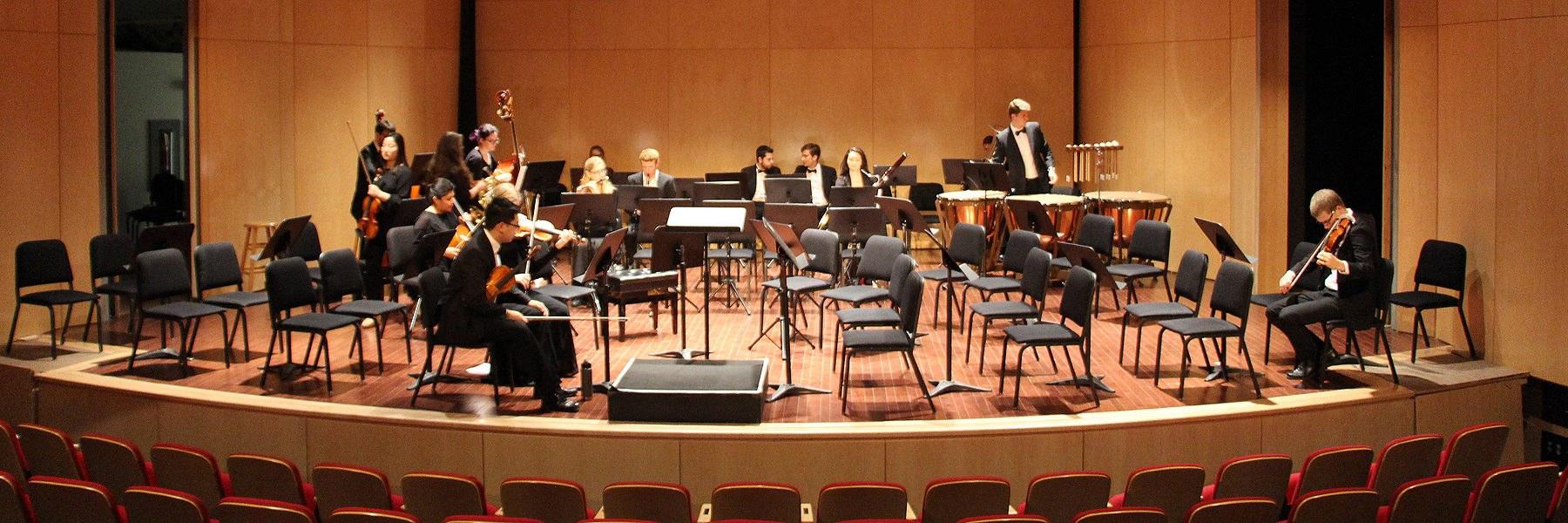 Orford Musique Salle Reception