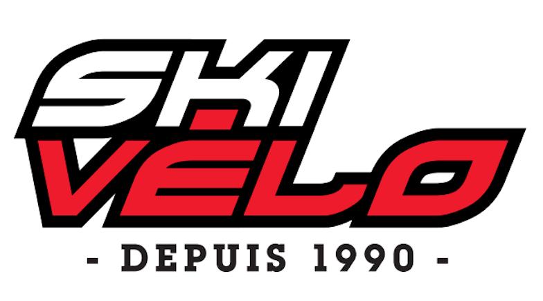 Logo ski velo 1990